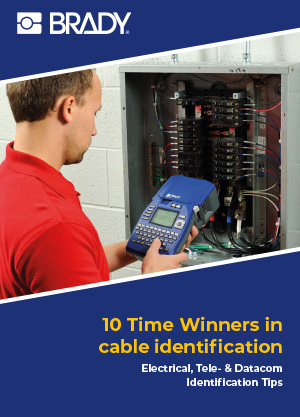 10 Time Winners with Brady Brochure in English